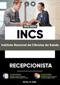 Recepcionista - INCS