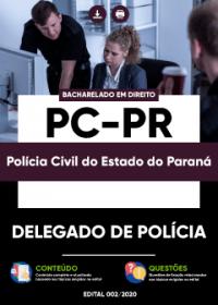 Delegado de Polícia - PC-PR