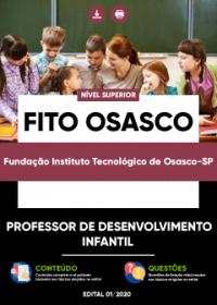 Professor de Desenvolvimento Infantil - FITO Osasco
