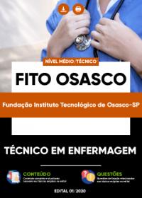 Técnico em Enfermagem - FITO Osasco