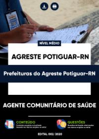 Agente Comunitário de Saúde - Prefeituras do Agreste Potiguar-RN
