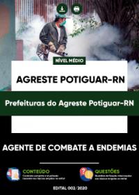 Agente de Combate a Endemias - Prefeituras do Agreste Potiguar-RN