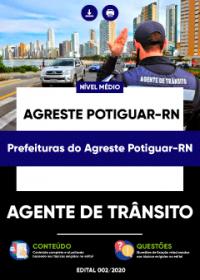 Agente de Trânsito - Prefeituras do Agreste Potiguar-RN