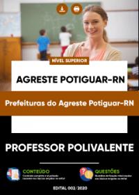 Professor Polivalente - Prefeituras do Agreste Potiguar-RN