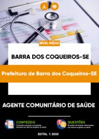 Agente Comunitário de Saúde - Prefeitura de Barra dos Coqueiros-SE