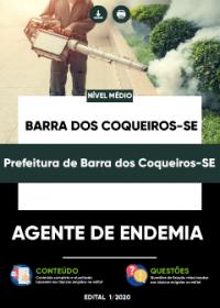 Agente de Endemia - Prefeitura de Barra dos Coqueiros - SE