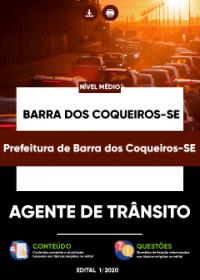 Agente de Trânsito - Prefeitura de Barra dos Coqueiros-SE