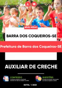 Auxiliar de Creche - Prefeitura de Barra dos Coqueiros-SE