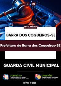 Guarda Civil Municipal - Prefeitura de Barra dos Coqueiros-SE