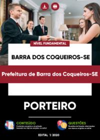 Porteiro - Prefeitura de Barra dos Coqueiros-SE