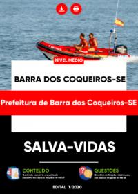Salva-Vidas - Prefeitura de Barra dos Coqueiros-SE
