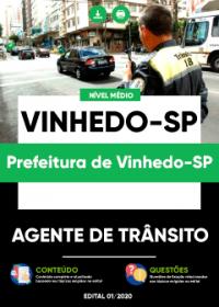 Agente de Trânsito - Prefeitura de Vinhedo-SP