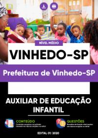 Auxiliar de Educação Infantil - Prefeitura de Vinhedo-SP