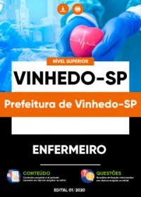 Enfermeiro - Prefeitura de Vinhedo-SP