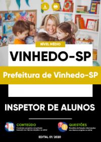 Inspetor de Alunos - Prefeitura de Vinhedo-SP