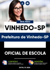 Oficial de Escola - Prefeitura de Vinhedo-SP