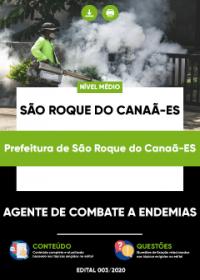 Agente de Combate a Endemias - Prefeitura de São Roque do Canaã-ES