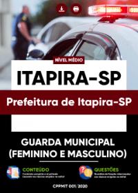Guarda Municipal - Prefeitura de Itapira-SP