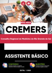 Assistente Básico - CREMERS