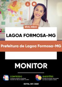 Monitor - Prefeitura de Lagoa Formosa-MG