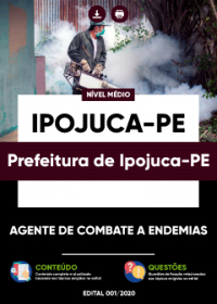 Agente de Combate a Endemias - Prefeitura de Ipojuca-PE