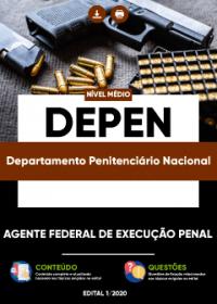Agente Federal de Execução Penal - DEPEN