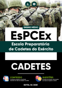 Cadetes - EsPCEx (Escola Preparatória de Cadetes do Exército