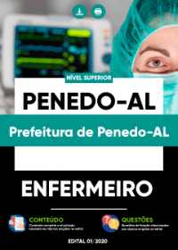 Enfermeiro - Prefeitura de Penedo-AL