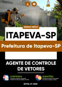 Agente de Controle de Vetores - Prefeitura de Itapeva-SP