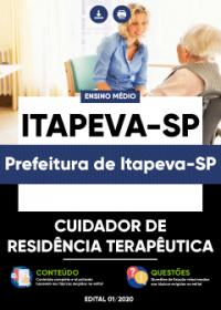 Cuidador de Residência Terapêutica - Prefeitura de Itapeva-SP