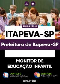 Monitor de Educação Infantil - Prefeitura de Itapeva-SP