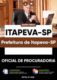 Oficial de Procuradoria - Prefeitura de Itapeva-SP