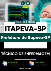 Técnico de Enfermagem - Prefeitura de Itapeva-SP