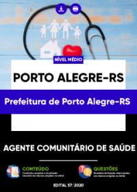 Agente Comunitário de Saúde - Prefeitura de Porto Alegre-RS