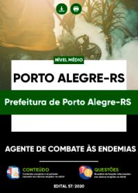 Agente de Combate às Endemias - Prefeitura de Porto Alegre-RS