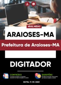 Digitador - Prefeitura de Araioses-MA