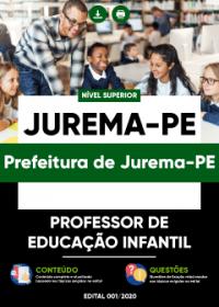 Professor de Educação Infantil - Prefeitura de Jurema-PE