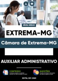 Auxiliar Administrativo - Câmara de Extrema-MG