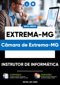 Instrutor de Informática - Câmara de Extrema-MG