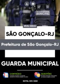 Guarda Municipal - Prefeitura de São Gonçalo-RJ