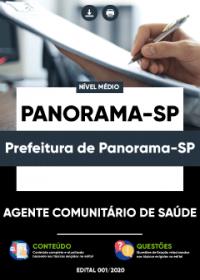 Agente Comunitário de Saúde - Prefeitura de Panorama-SP