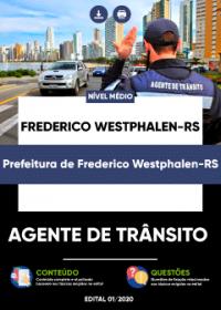 Agente de Trânsito - Prefeitura de Frederico Westphalen-RS