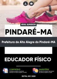 Educador Físico - Prefeitura de Alto Alegre do Pindaré-MA