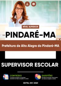 Supervisor Escolar - Prefeitura de Alto Alegre do Pindaré-MA