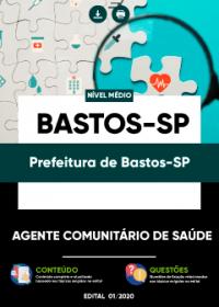Agente Comunitário de Saúde - Prefeitura de Bastos-SP