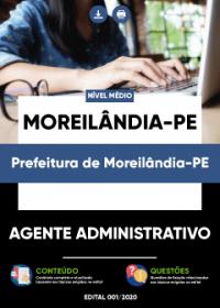 Agente Administrativo - Prefeitura de Moreilândia-PE