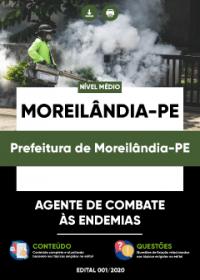 Agente de Combate às Endemias - Prefeitura de Moreilândia-PE