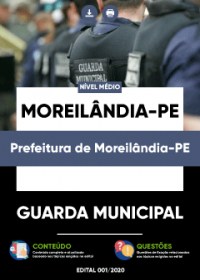 Guarda Municipal - Prefeitura de Moreilândia-PE