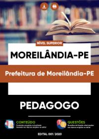 Pedagogo - Prefeitura de Moreilândia-PE