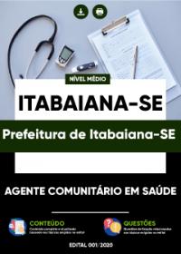 Agente Comunitário em Saúde - Prefeitura de Itabaiana-SE